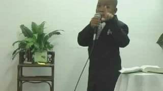 8 year old preacher_First Televised Sermon_JESUS GRAB ME_Pt1 of 2_July 2007
