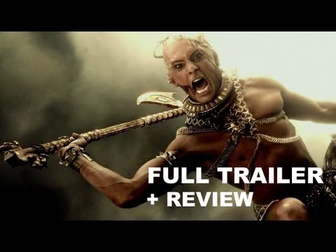 300 Rise of an Empire Official Trailer + Trailer Review : HD PLUS