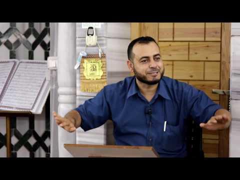 رسائل رمضانية _الحلقة 8 _للشيخ محمود العارف