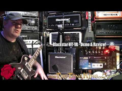 Blackstar HT-1R 1w Tube Combo Full Demo & Review HT1 HT1R HT-1