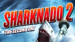 Sharknado 2: The Second One Official Teaser Trailer (2014