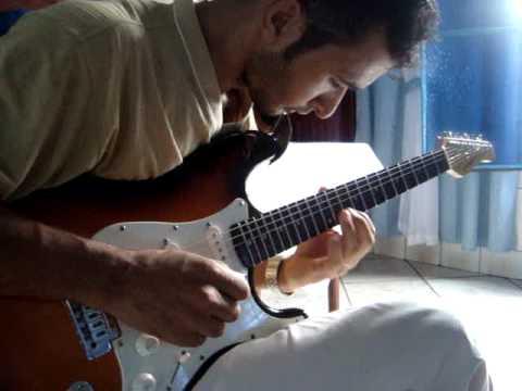 Guitarra som brasileirinha