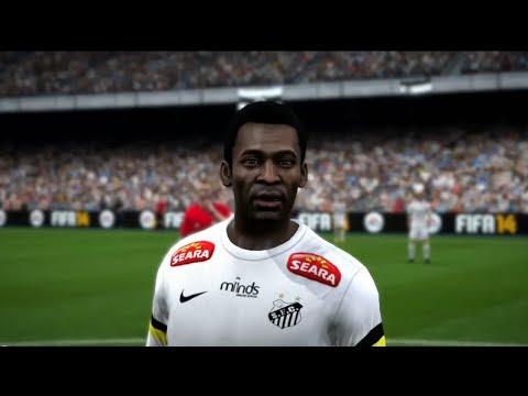 FIFA 14 Pelé Online Goals Compilation | SWL Ep. 8
