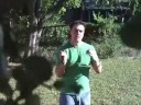 Nunchaku Basics - Arm Pit Catch