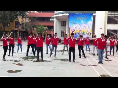 [Flashmob] Quê hương Việt Nam, Việt Nam ơi - Khoa Văn hóa Du lịch HUC