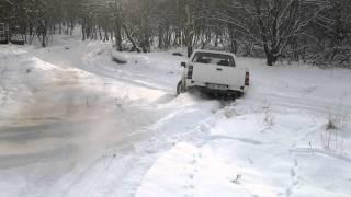 Opel Campo Babiny 29.1.2012