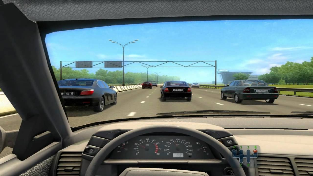 Игру Симулятор Вождения Виртуальный Водитель