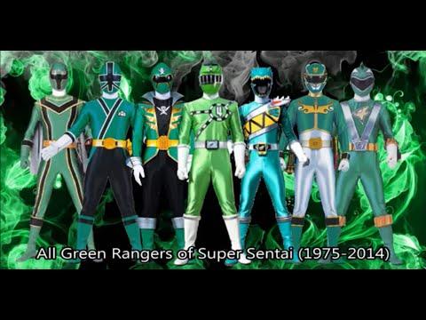 Tổng hợp những siêu nhân xanh lá (1975-2015)