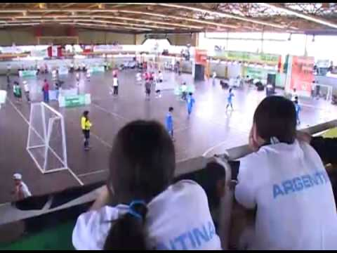 I Encuentro Latinoamericano de Fútbol Callejero
