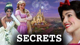 Disney Princesses Reveal Secrets About Disney