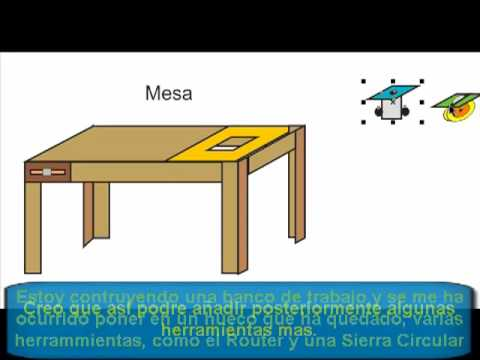 Router de mesa craftsman