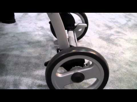 2012 Peg Perego Book Stroller NEW LOOK from ANB BABY from the ABC Kids Expo