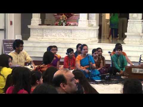 Bhajan series - Malathi Subramanian