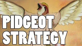 Pokemon X & Y Strategy Bird Jesus! Strategy For Pidgeot