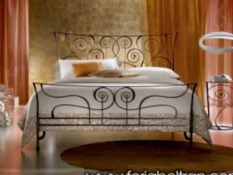 Camas de forja dormitorios rusticos clasicos modernos for Dormitorios rusticos modernos