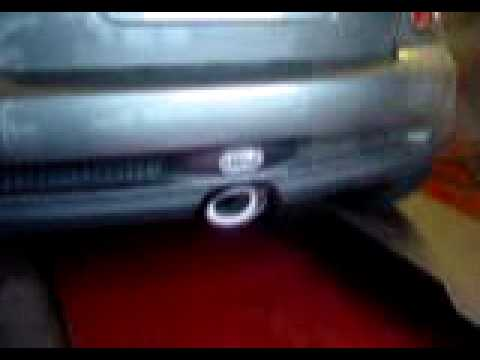 Quicksilver Mini Cooper S  Performance Exhaust System  Single Exit Oval Tail Pipe