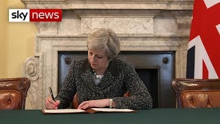 How Theresa May ended up in this mess