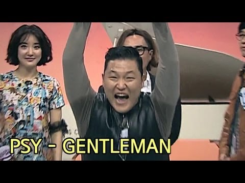 PSY GENTLEMAN - Wet PSY! (Wet PSY's meaning and history)