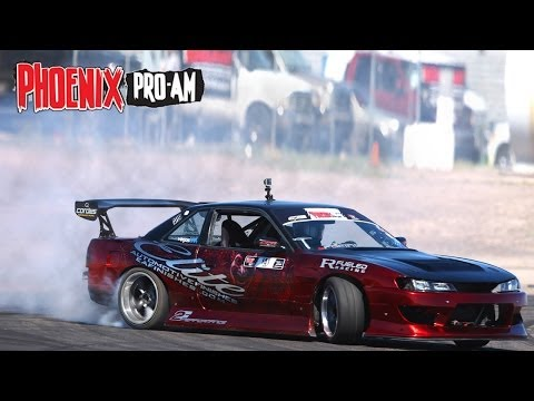 Chris Soehren qualifying at Phoenix Pro-Am