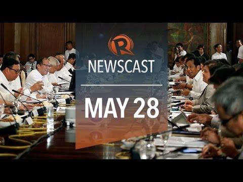 Rappler Newscast: lawmakers' SALNs, pork barrel files, medical marijuana bill