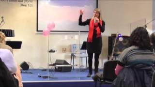 La Guarigione attraverso la consolazione (Parte2) - Pastore Diana Aliotti
