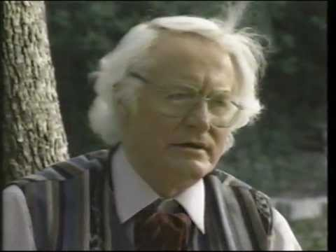 Robert Bly, Poet, About Zeus Energy, Fatherhood and manhood, with Bill Moyers 1990