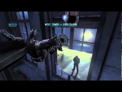 Batman Arkham Origins Walk & Playthrough Part 11 (HD)