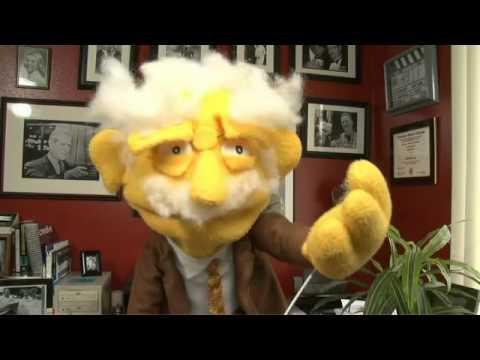 Prof. Hans Von Puppet likes Safety Training at safetymom.ca