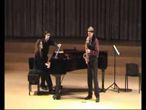 Rapsodia de Debussy – versión de Arno Bornkamp –