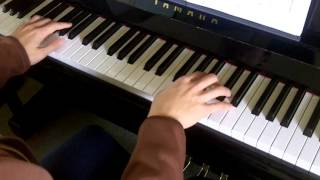 ABRSM Piano 2013-2014 Grade 6 A:1 A1 Bach Invention No.14