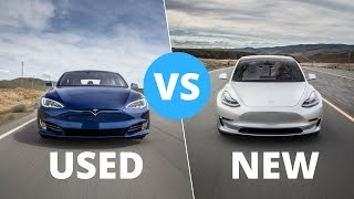 Tesla Model 3 (New) vs Model S (Used) Are Autopilot 2.0, Self Driving, and Ludicrous Mode Worth It?