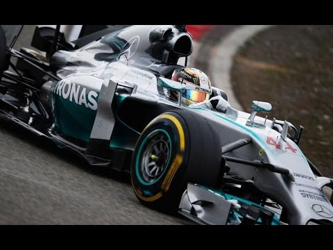 Mercedes Hamilton Grabs Chinese GP Pole
