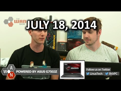 The WAN Show: Google Chrome Wasting Battery & iPhone 6 Specs Leaked  - July 18th, 2014