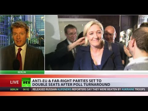 'Political Earthquake': EU vote huge success for UK, French Euroskeptics