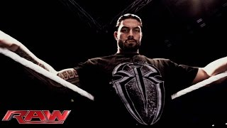 A special look at Roman Reigns' journey to WrestleMania 31: Raw, March 23, 2015