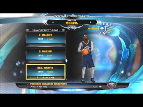 how to play mycareer with 60 overall