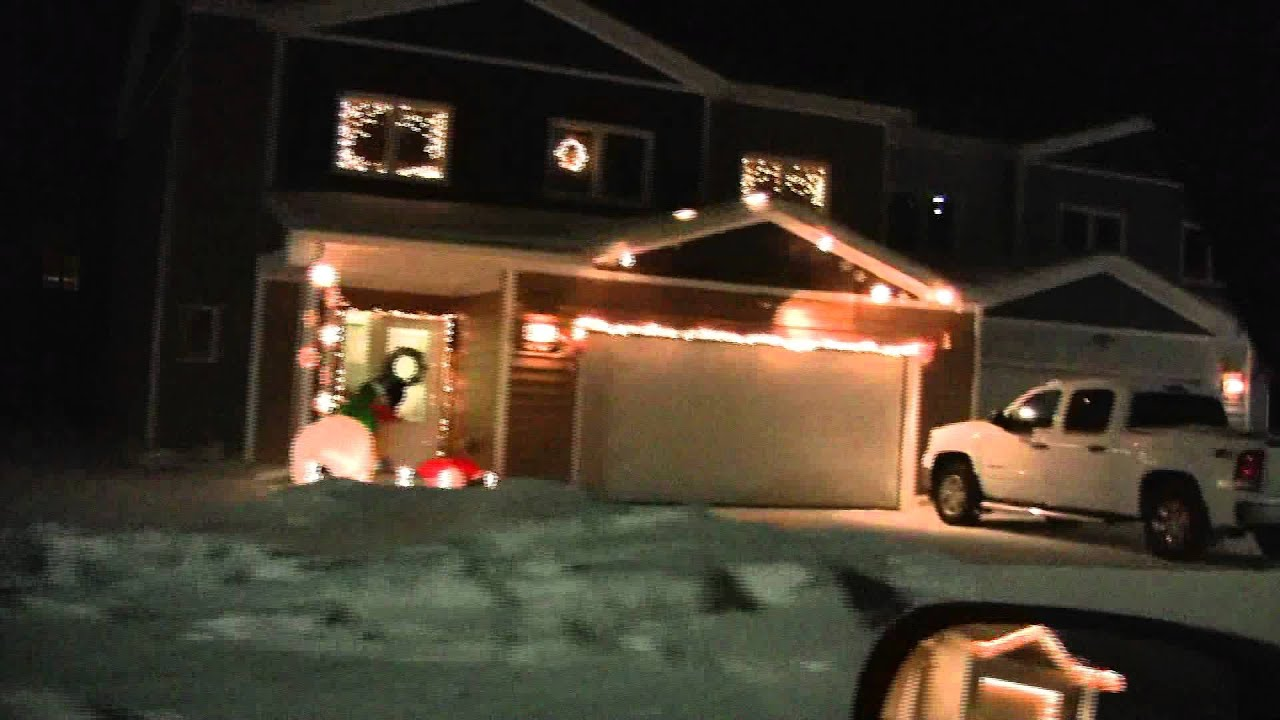 North Pole Christmas Lights