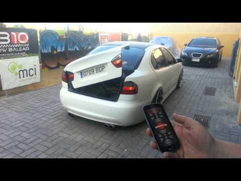 Smartphone Airride managment by KS Custom