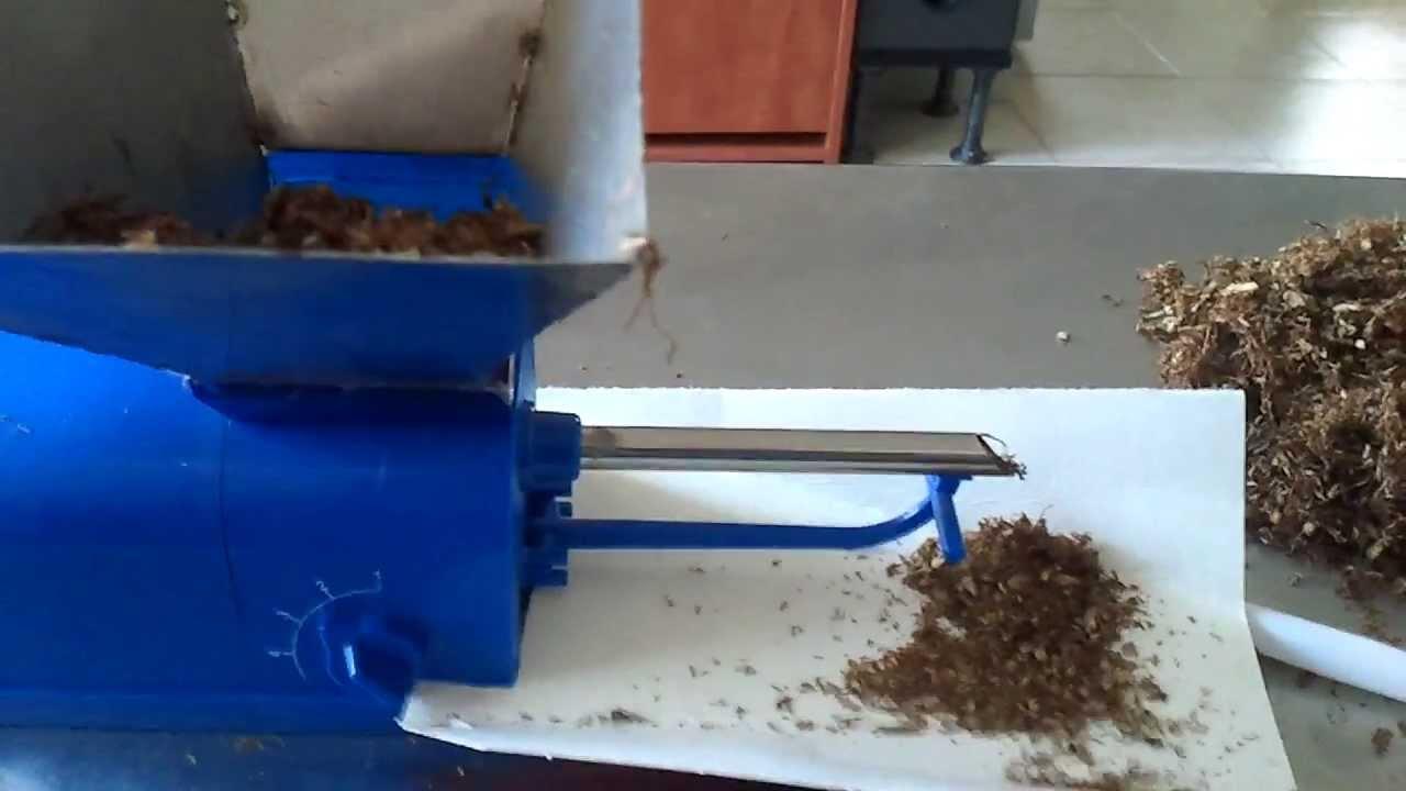 Как сделать машинку для набивки сигарет своими руками