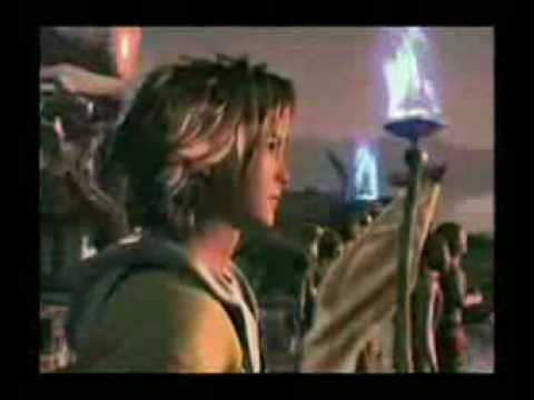 Yuna & Tidus - Everytime We Touch - FFX - Cascada