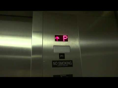 Schindler Hydraulic Elevator @ IKEA Paramus Entrance, Paramus, NJ