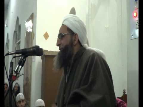 Friday Bayan by Mufti Mohammad Ayoub sb Db Dec 13 Part3