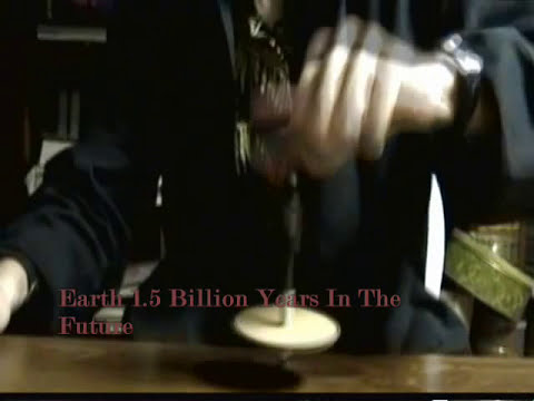 !?!IS THE MOON MOVING AWAY!?! (EARTH WITHOUT A MOON) SCIENCE EXPERIMENT