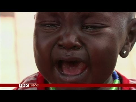 'SEPARATED CHILDREN SURVIVING ON THEIR OWN IN SOUTH SUDAN' - BBC NEWS