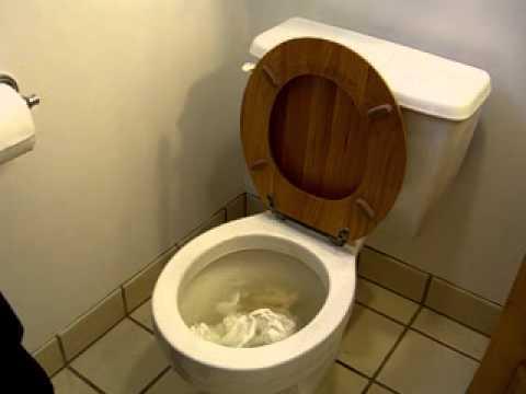 plungemax no mess toilet plunger 39 maximum performance test 39 severe clog youtube. Black Bedroom Furniture Sets. Home Design Ideas