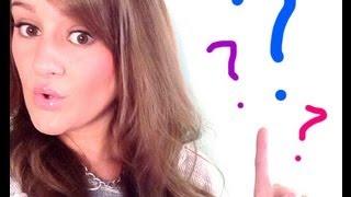 INSTAGRAM QUESTIONS!
