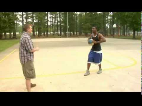 Chest Pass in Basketball