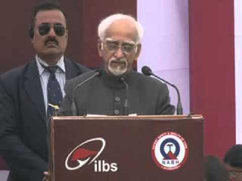 Dr  Mohammad Hamid Ansari