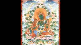 綠度母咒-達賴喇嘛