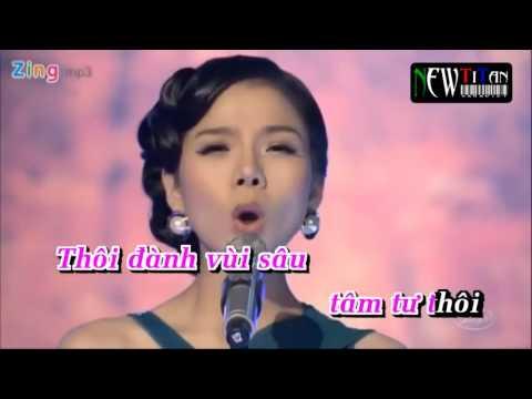 Tình Lỡ   Karaoke   Beat Full Gốc   Lệ Quyên